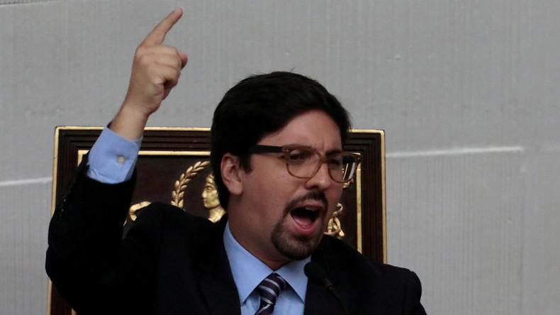 Anführer der Venezuela-Proteste flüchtet in Chiles Botschaft in Caracas