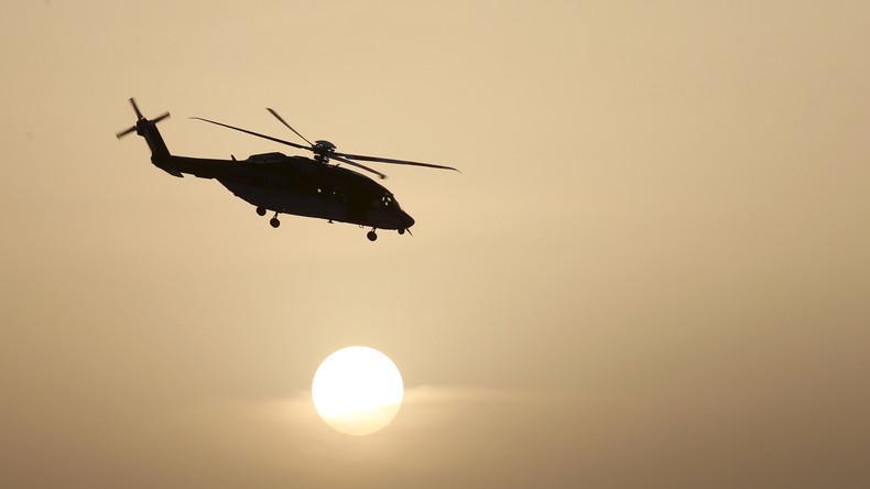 Saudischer Prinz bei Hubschrauber-Absturz gestorben