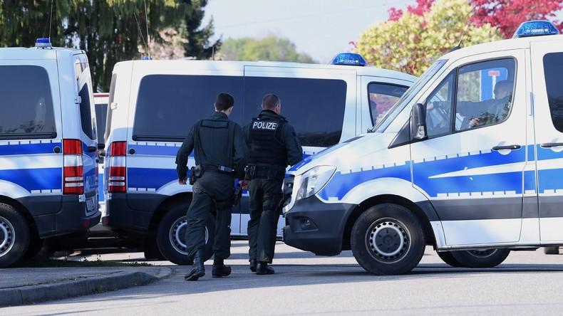 Geiselnahme in Pfaffenhofen: Polizei umstellt Landratsamt