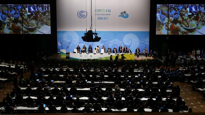 Weltklimakonferenz in Bonn offiziell begonnen