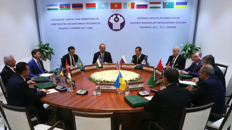 Von Russland geführter GUS-Block fordert gemeinsamen Widerstand gegen globale Monopole