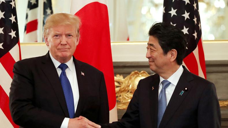 Trump auf Asienreise: Balanceakt zwischen Wirtschaftsinteressen und Säbelrasseln [Video]