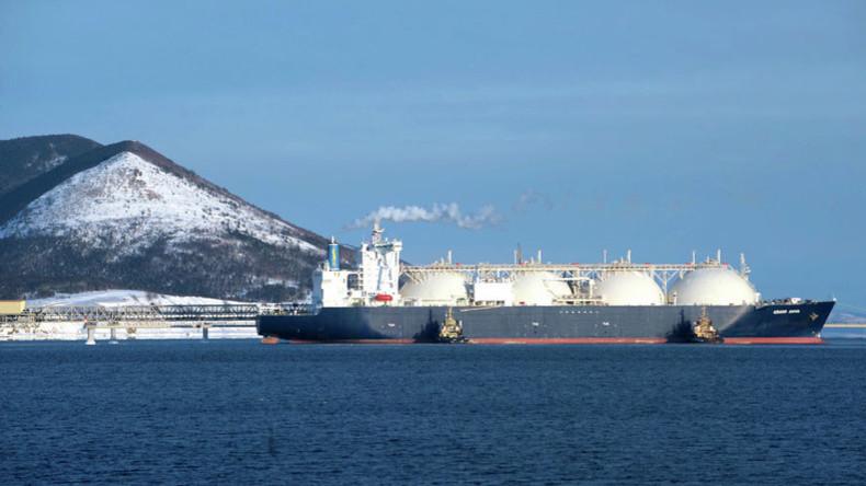 Sanktionen egal: Russische Flüssiggas-Branche floriert trotz US-Sanktionen