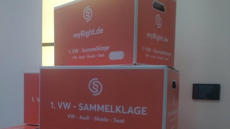 """""""Deutsche Kunden sind nicht Kunden zweiter Klasse"""": 15.000 Online-Schadensersatzklagen gegen VW"""