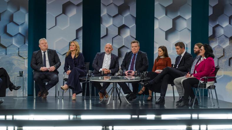 Koalitionsgespräche in Island gescheitert