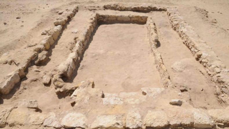 2.000 Jahre altes griechisches Gymnasion in Ägypten entdeckt