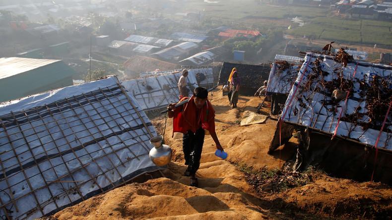UN-Sicherheitsrat ruft Myanmar zu Ende der Gewalt gegen Rohingya auf