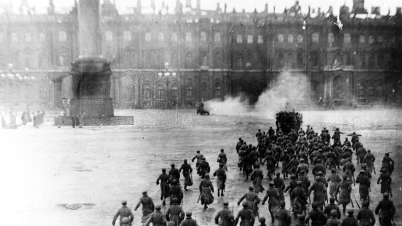 Sturm auf den Winterpalast: Wie die Bolschewiken vor 100 Jahren die Macht ergriffen