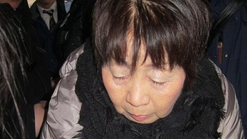"""Japanische """"Schwarze Witwe"""" wegen Mordes an ihren drei Männern zum Tod verurteilt"""