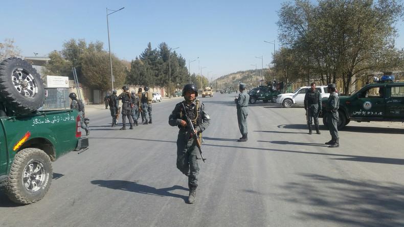 IS reklamiert Angriff auf Kabuler TV-Sender für sich