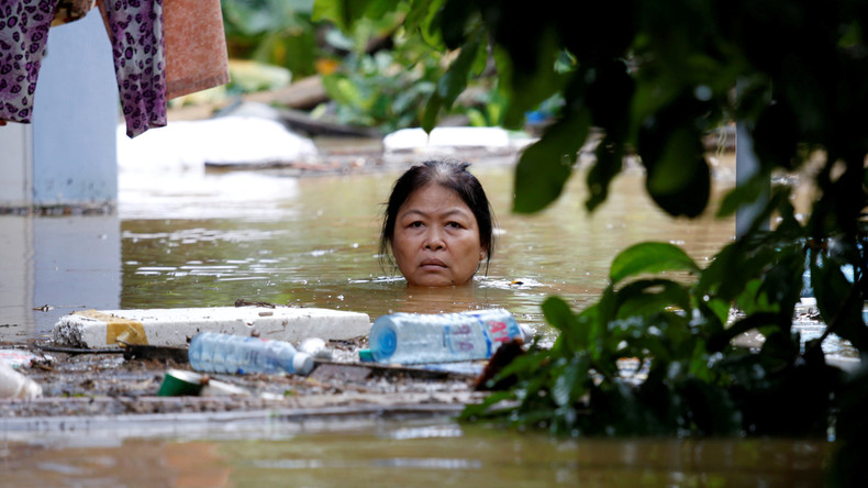 """Zahl der Opfer von Taifun """"Damrey"""" steigt auf 69"""