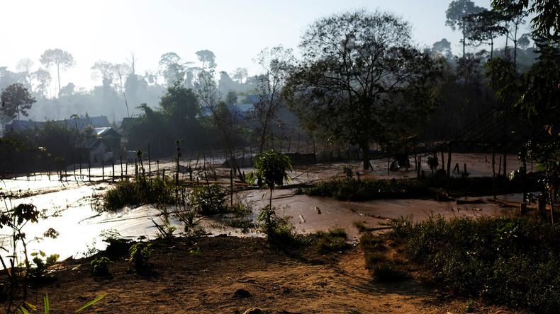 Brasilien: Wayapi-Indianer vom Aussterben bedroht [Video]