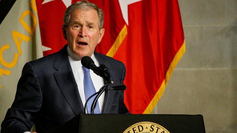 """George W. Bush über Cheney und Rumsfeld: """"Haben keine einzige gottverdammte Entscheidung getroffen"""""""