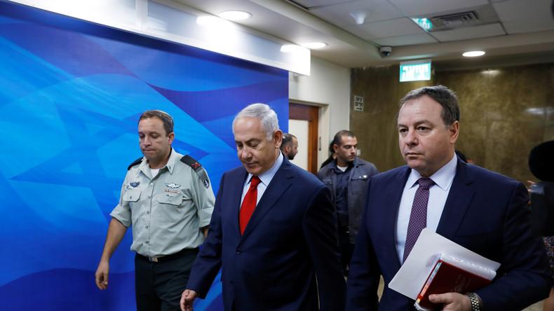 Leak: Israel mobilisiert volle diplomatische Unterstützung für Saudi-Krieg gegen Iran und Hisbollah