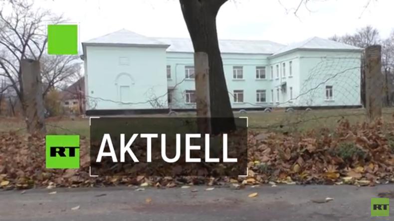 Tödliche Schulpause in Donezk: Blindgänger tötet neunjähriges Kind [Video]