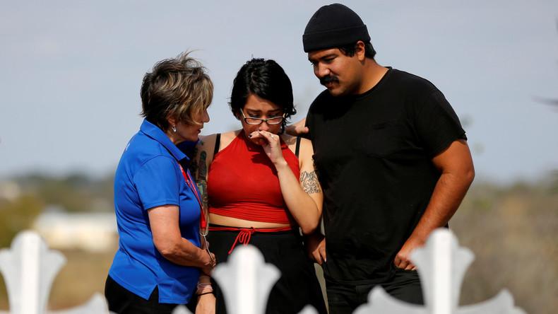 Nach Blutbad in Texas - Versäumnis der US-Luftwaffe wirft Fragen auf