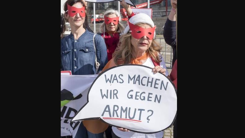 Deutschland: Fast jeder Fünfte von Armut oder Ausgrenzung bedroht