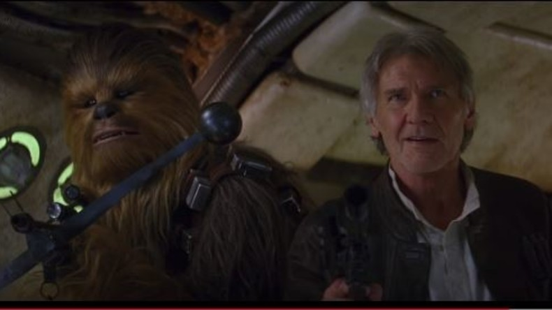 Chewie, wir sind zuhause: Verstecktes Star-Wars-Raumschiff auf Google Maps gesichtet