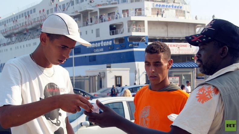 Das Sardische Visum: Fotoreportage von Marco Mostallino
