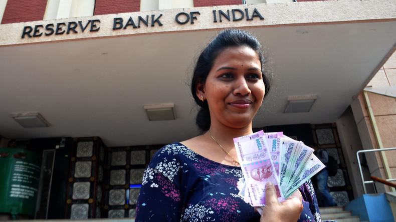 Indiens Zentralbank lehnt Bitcoin und andere Kryptowährungen als gesetzliches Zahlungsmittel ab