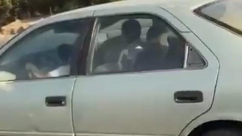 Junger Raser: Achtjähriges Kind fährt Auto auf Autobahn in Saudi-Arabien
