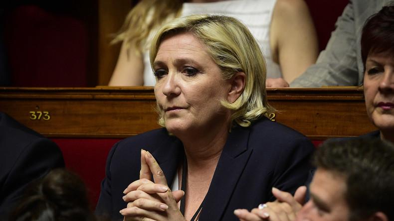 Französisches Parlament hebt Marine Le Pens Immunität auf