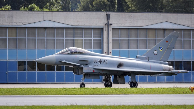 Deutsche Kampfjets führen erste gemeinsame Übung mit israelischer Luftwaffe durch
