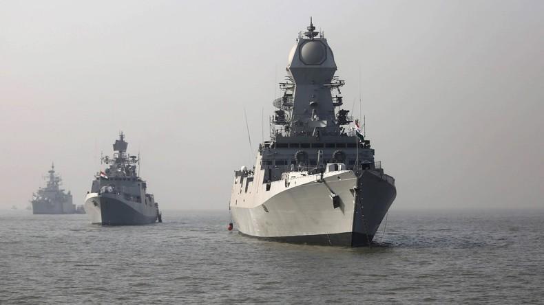 Indien: Elektromagnetische Schienenkanone für die Marine erfolgreich getestet