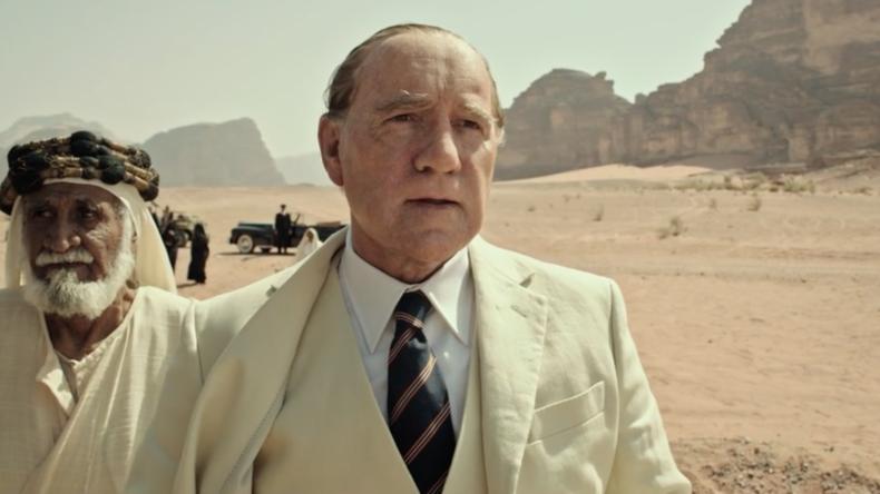 Regisseur Ridley Scott entfernt alle Szenen mit Kevin Spacey kurz vor Filmpremiere