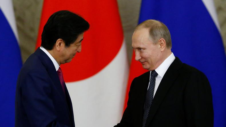 Russlands Handel mit Japan wächst um fast ein Fünftel - Moskau schlägt Bau von Kurilen-Brücke vor