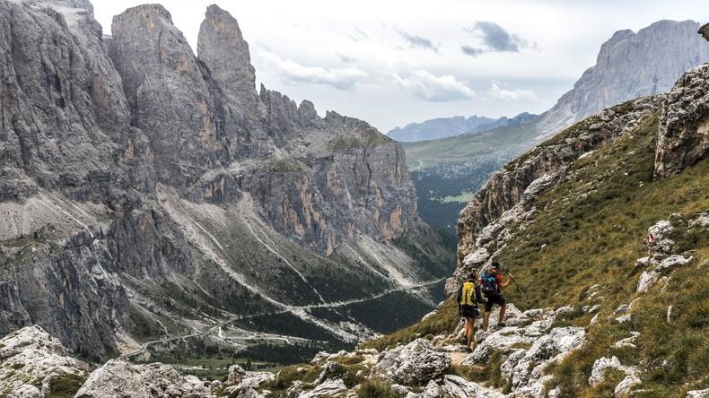 Fünf Tage in Felsspalte: Deutscher Bergsteiger überlebt nach Sturz in österreichischen Alpen