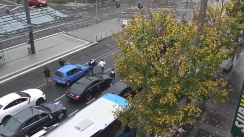 Eskalationen bei Autokorsos türkischer Hochzeiten in NRW und Bonn: Es fallen Schüsse