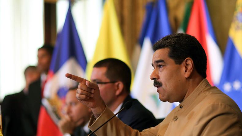 """Keine """"Anstiftung zu Hass"""" mehr: Venezuela verschärft Mediengesetz"""