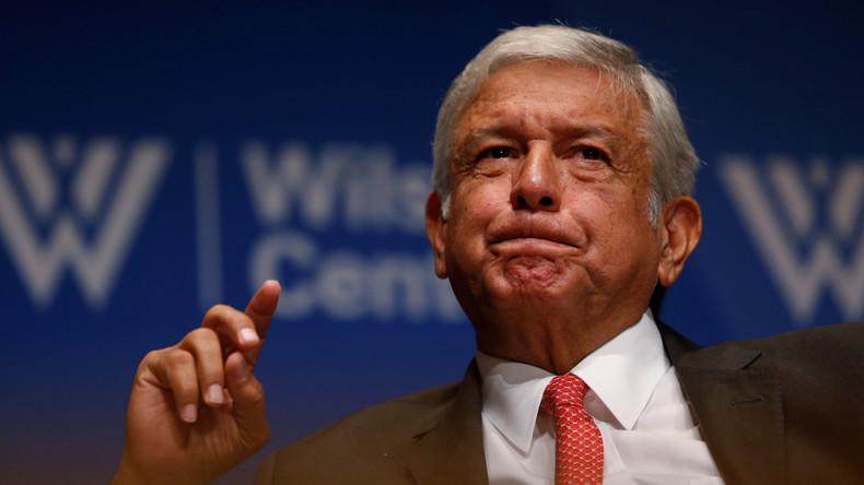 Der Russe ist immer und überall: Mexikos Presse sieht Moskau die Präsidentenwahl 2018 manipulieren