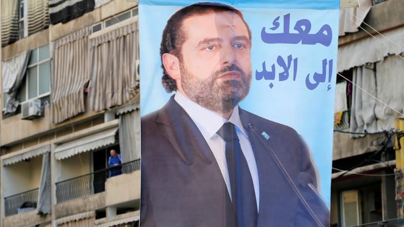 Beirut: Saudi-Arabien hält Premier Hariri gefangen - Internationaler Druck soll helfen