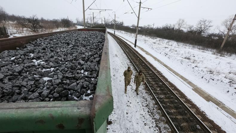 Polens illegal importierte Kohle aus dem Donbass - Problemloser Export nach Europa?