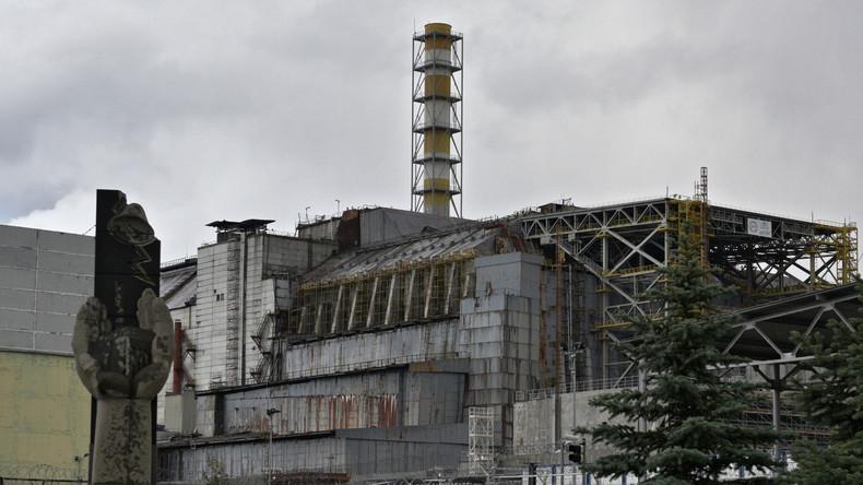 Ukraine baut Atommüllzwischenlager bei Tschernobyl
