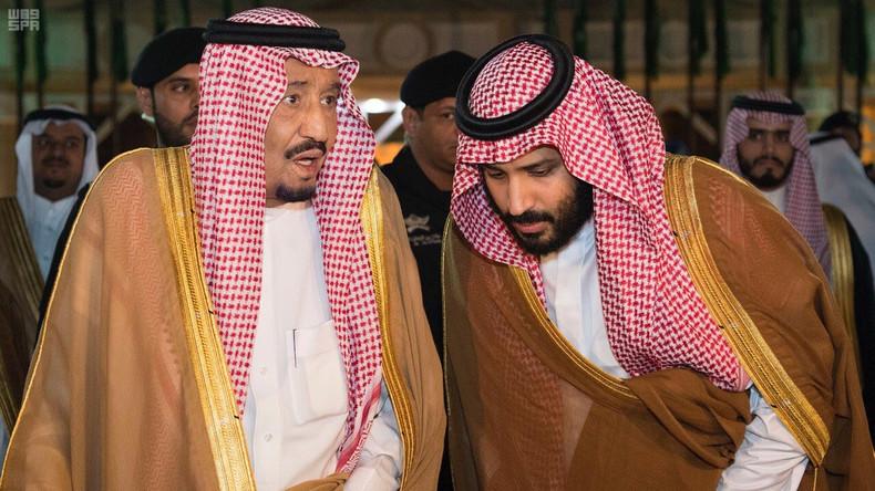 """Saudischer Generalstaatsanwalt: """"100 Milliarden US-Dollar wurden zweckentfremdet"""""""