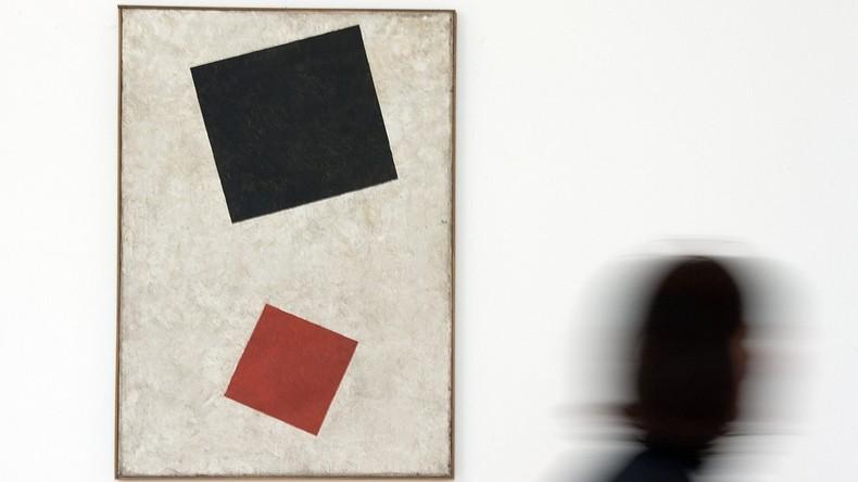 Malewitsch-Gemälde in Kunstsammlung NRW entpuppt sich als Fake