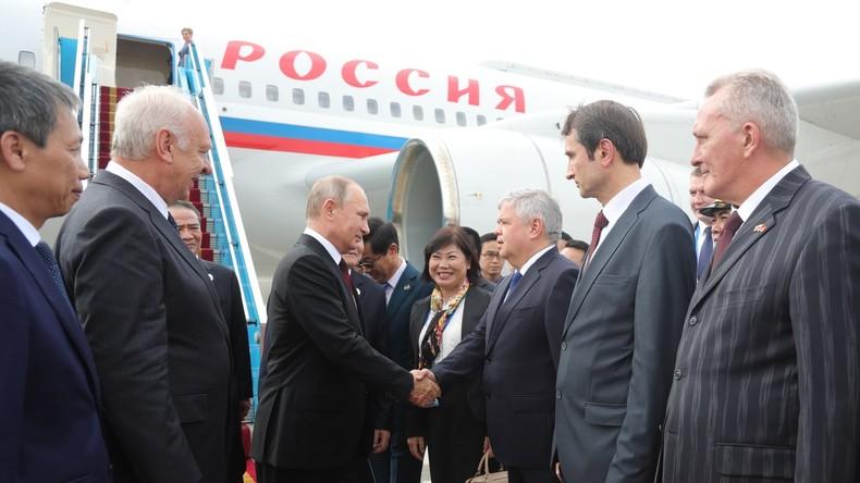 Nach widersprüchlichen Signalen: Kein offizielles Putin-Trump-Treffen bei APEC-Gipfel