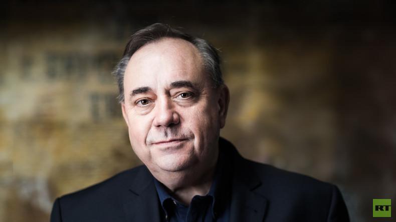Ex-Ministerpräsident Schottlands kündigt wöchentliche Sendung bei RT an