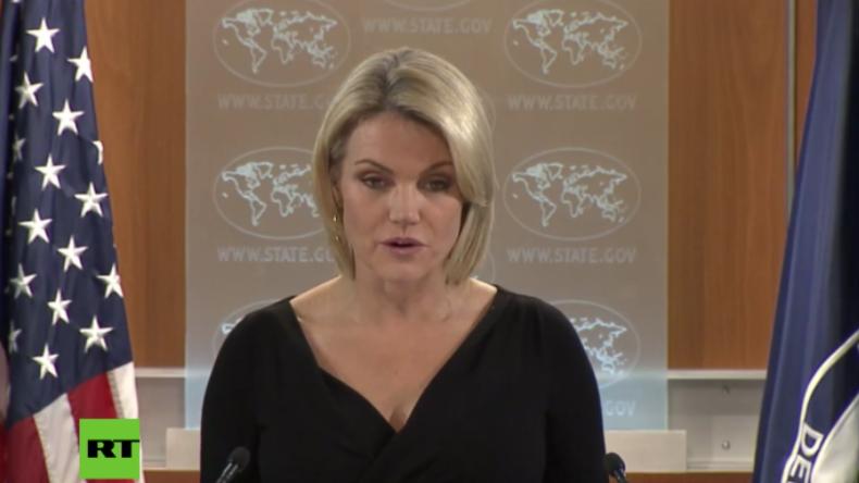 """USA: Mit gesamtem Gewicht der US-Diplomatie und Wirtschaft gegen """"Diktatur in Venezuela"""""""