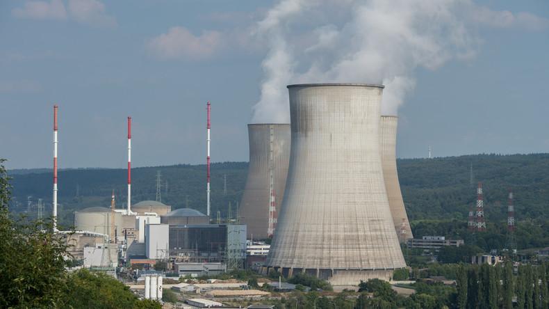 Belgisches Kernkraftwerk nahe Deutschland unplanmäßig abgestellt