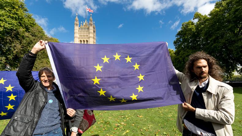 EU setzt Briten 14-Tage-Frist für Brexit-Verhandlungen