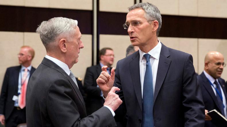 NATO-Gipfel in Brüssel: Stoltenberg verkündet globale Kriegsagenda