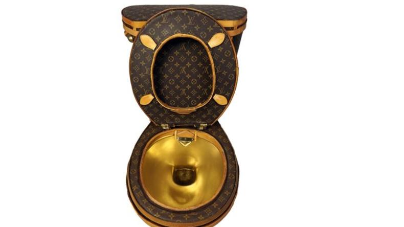 Für reiche Ärsche: Die Luxus-Toilette für 100.000 US-Dollar