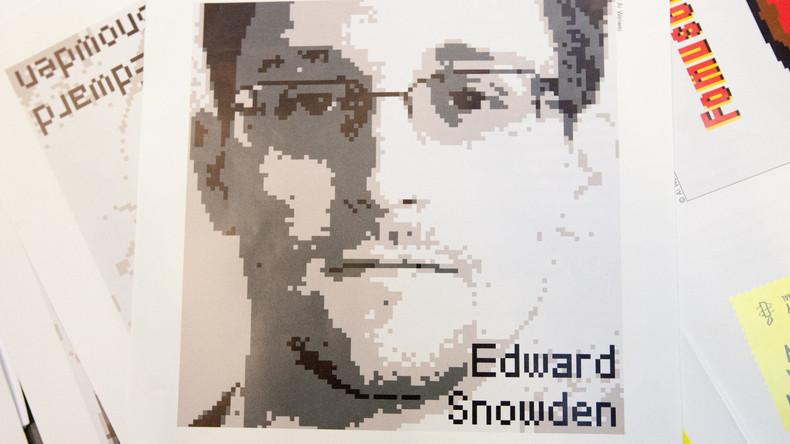 US-Marinekorps fälschte Nachricht über Tod von Edward Snowden als Sicherheitscheck