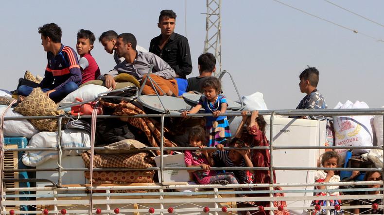 Massengräber mit Hunderten IS-Opfern im Irak entdeckt
