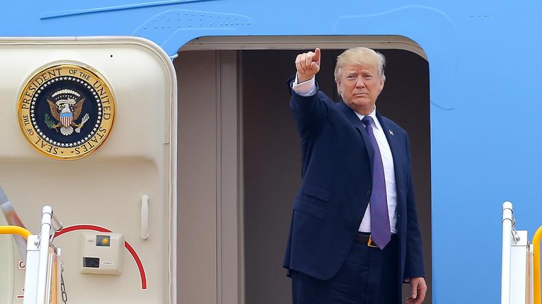 """Donald Trump: """"Ich würde Kim Jong-un nie als klein und fett bezeichnen"""""""