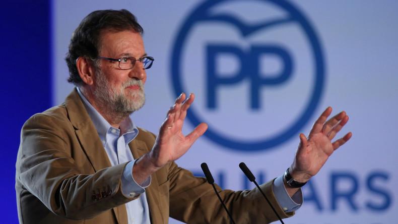 Spaniens Ministerpräsident Mariano Rajoy reist erstmals seit Entmachtung Kataloniens nach Barcelona